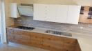 Cucina  rovere e bianco_2